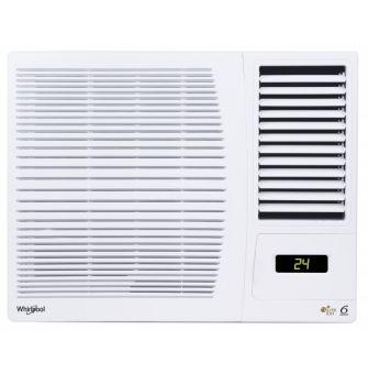 Window Type Air-Conditioner, 6th Sense, 9008 Btu / hour, Remote Control