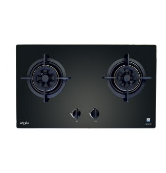 2 Burners Gas Hob (LP Gas)