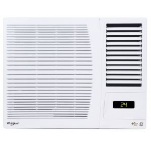 Window Type Air-Conditioner, 6th Sense, 7336 Btu / hour, Remote Control