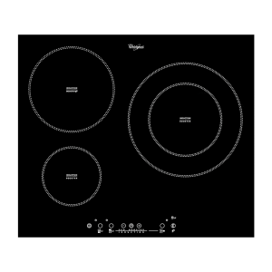 3 Head Induction Hob_New Product