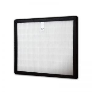 2-In-1 HEPA with Active Carbon filter