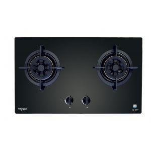 雙頭氣體煮食爐 (石油氣)
