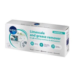 Wpro 洗衣機及洗碗碟機除鈣去垢粉