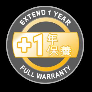 Extend 1 Year Warranty