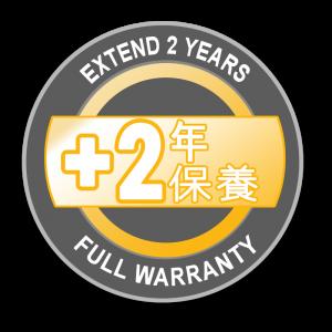 Extend 2 Years Warranty