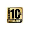 10 Years Inverter Comperssor Warranty
